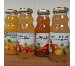 Jus de fruits bio (20cl)